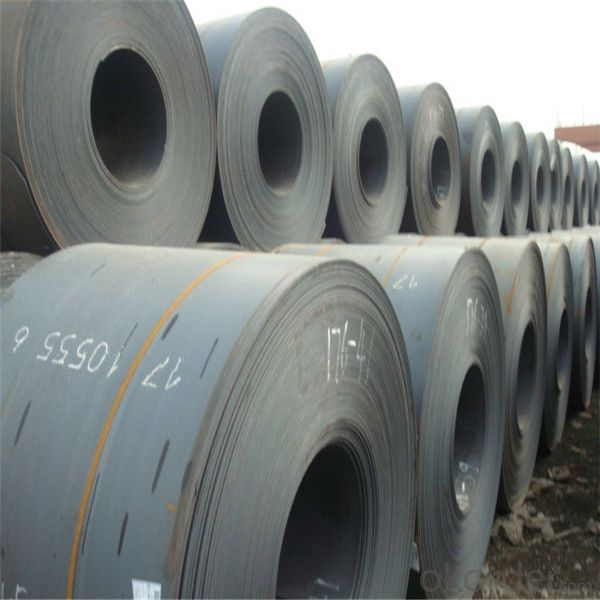 Top Grade Hot Rolled Steel Coils for Boiler and Vessel