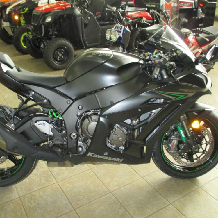 Best Price For Brand New 2018 Kawasaki ZX-10R Ninja