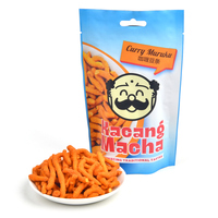Premium GMP/ HACCP/ Halal Certified/ No Added Preservative, Artificial Flavoring & Colouring/ Lentils Snack Muruku Food
