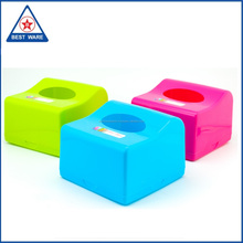 Plastic Tissue Box 3502