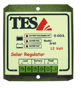 Strong Reliable SOLAR REGULATOR for African Climate