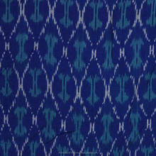 Handloom Pachampally Ikat Cotton Fabric