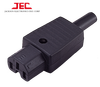 JEC Taiwan Re-wirable IEC C15 C16 hot condition AC Power Plugs male female assembly plug adapter plugs adaptor