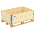 Plywood Pallet Collars with affordable price in Viet Nam