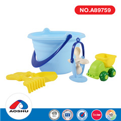 12pcs Outdoor Game Funny Kids Water Bucket Sand Beach Toy Set