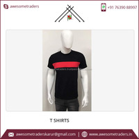 OEM High Quality 100% Cotton Customized Design T Shirts for Mens