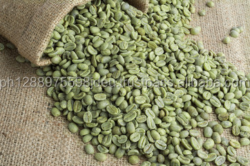 arabica Green coffee bean