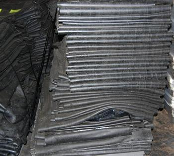 uncured Rubber scrap