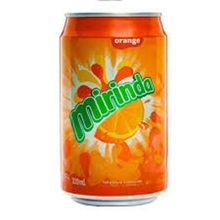 MIRINDA SOFT DRINK 330ML