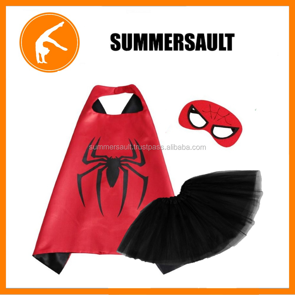 Full Set Spiderman Superhero Costume for Running/Marathon
