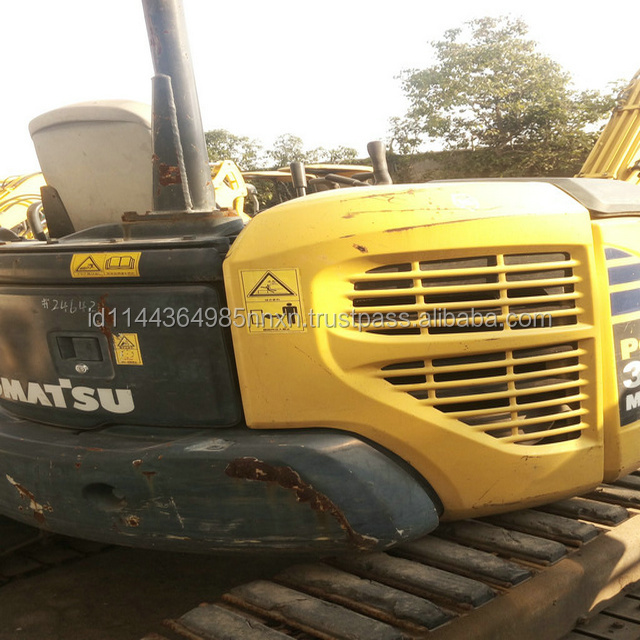 KOMATSU PC30MR-2 used mini excavator Japan's original chinese mini excavator for sale in shanghai for sale