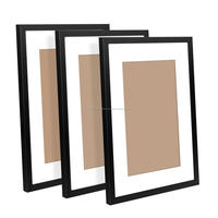 Aluminium Photo Frame set of 3 pcs/set