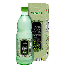 Thyme Water Oregano Aromatic Floral Waters for Diabetics Herbal Health Drinks and Beverages