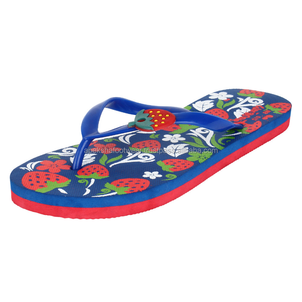 Sporter Women Multicolor-340 Casual Rubber Slippers