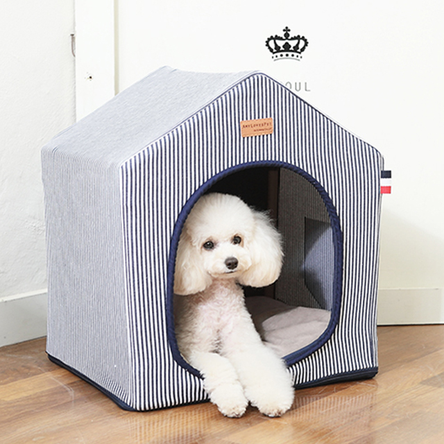 Eco-friendly pet dog cat house amylovespet A house