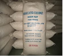 DESICCATED COCONUT LOW FAT/ DRIED COCONUT POWDER BEST DEAL