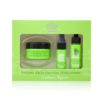 Enzyme Rich Protein Hyaluronic Trio Set