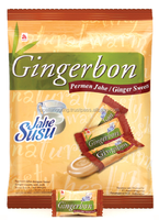 Gingerbon Milk Ginger Starch Candy - Hard Candy - Bag