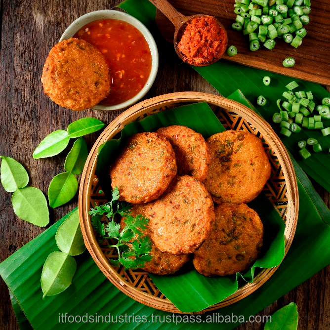 Recommended Thai Food Product , Thai Fish Cake