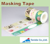 Hot-selling and Best-selling japan washi masking tape bande adhesive decorative Tanida with Colorful made in Japan