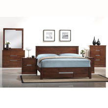 CGI 9034 Bedroom Set, Wooden Bedroom furniture set