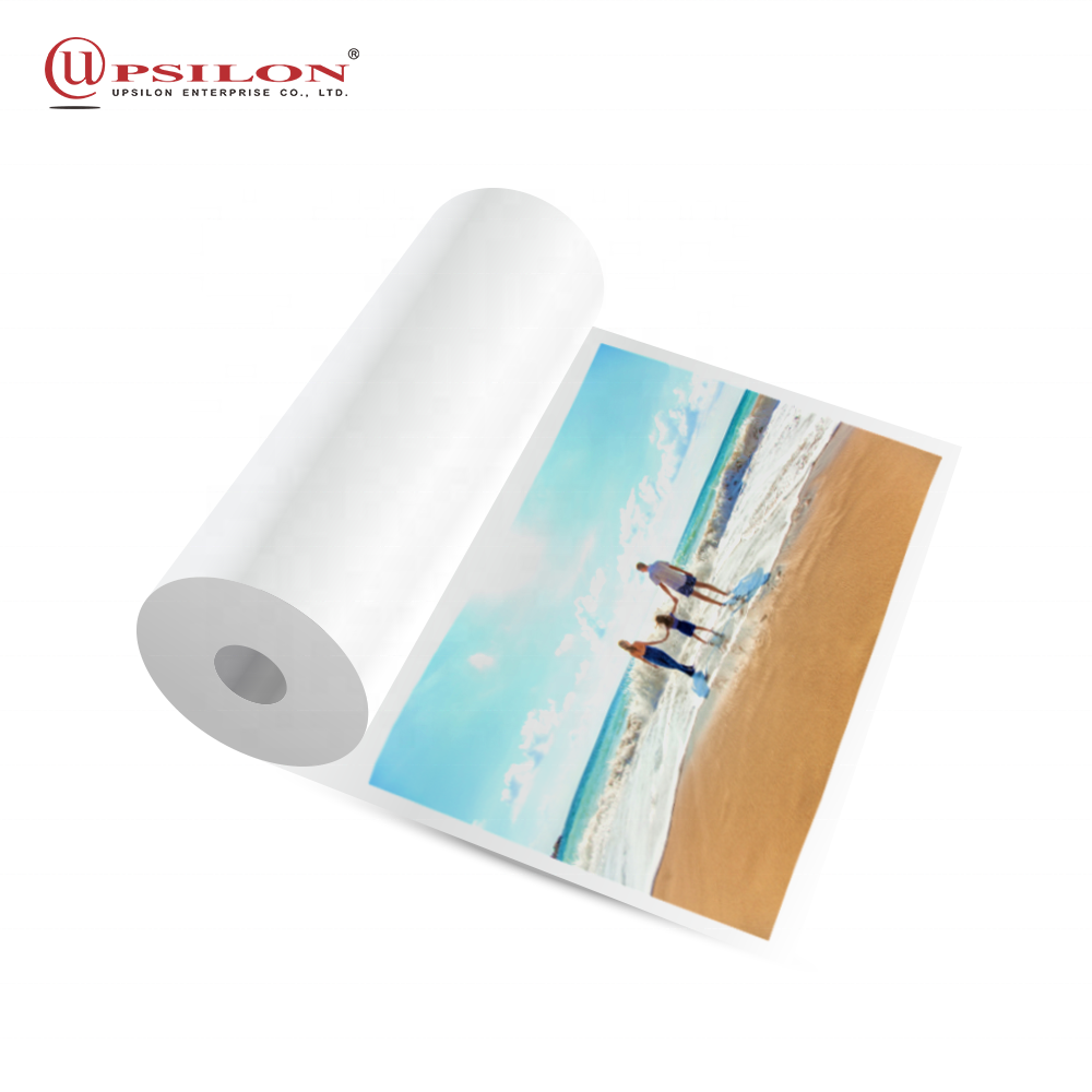 Printing Semi Glossy Paper <strong>Roll</strong> Wholesale For 260Gsm 24Inch