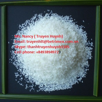 DESICCATTED COCONUT ORIGIN VIET NAM
