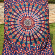 Indian home decor hippie boho bohemian mandala wall tapestry