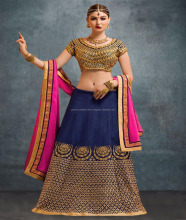 For women wear collection pakistani lehengas and jaipuri lehenga choli