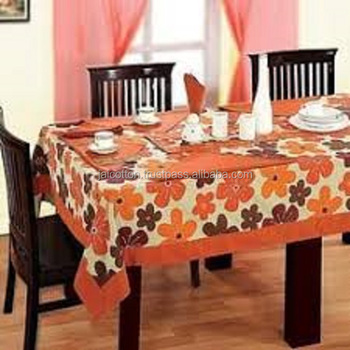 Cotton Table Cloth with Good Quality