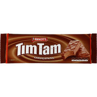 Arnott's Tim Tam Chocolate Original 200g chcolate biscuits