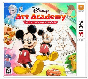 game of Art academy is good for kids study