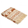 Amazon Supplier Wholesale Price 100% Cotton Throw Blanket