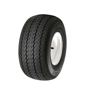 Golf cart Carlisle street tire and wheel package 18*8.50-8