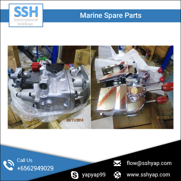 Manufacturer and Supplier of Marine Use Spare Parts at Market Rate
