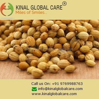 Finest Grade Organic Coriander Seeds From India