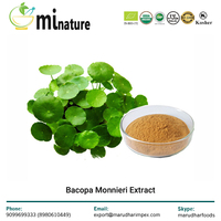 Bacopa Monnieri Extract Powder Indian Brahmi Powder