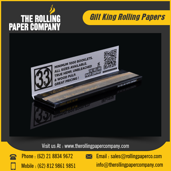 Wholesale Supplier of Best Tobacco Rolling Smoking Paper at Bulk Price