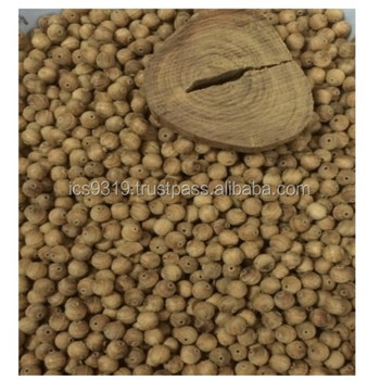 BEADS PURE MYSORE SANDALWOOD 15mm Lao Shan