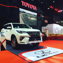 LX MODE Premium Body Kits for Fortuner 2015
