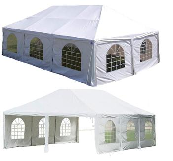 10x25m Luxury clear wedding party tent for 200 people event