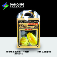 transparent fruit packaging bag /plastic bag for fruit /fruit packaging bag for assorted fruit