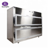 Hot sale funeral equipment mortuary refrigerator morgue freezer