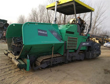 Hot sale Vogele used Asphalt paver with good condition and cheap price