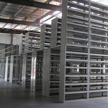 Multiple Level Steel Rack Multi tier storage racking shelving systems warehouse Storage Rack