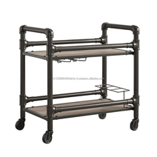 Vintage Dining Room Furniture Industrial Kitchen Trolley