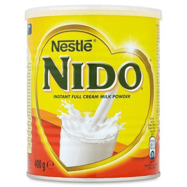 Nestle Nido Milk Powder, Red/White Cap!