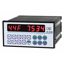 WL60 WEIGHT INDICATOR (for weighing and batching)