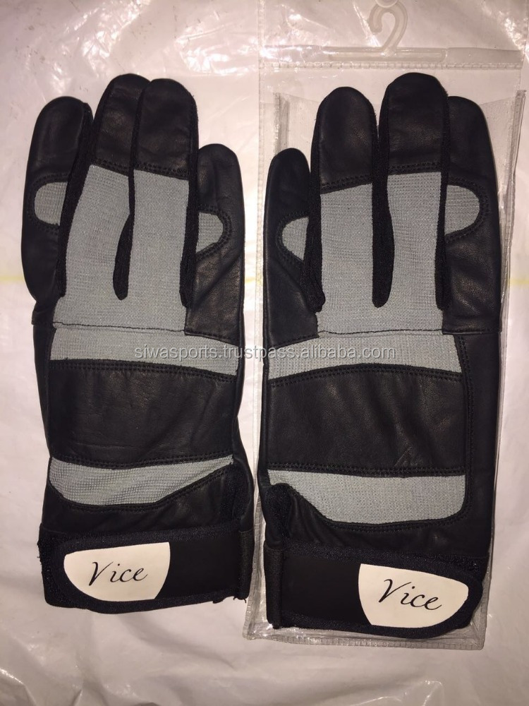 High Quality Customized Leather Baseball Batting Gloves/best product