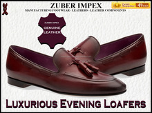 Luxurious Evening Loafers for Men - Men with Class - Top supplier - Your Own Brand name - Handmade - Lowest MOQ - Lowest price